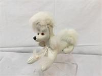 Vintage bendable doll w/dog