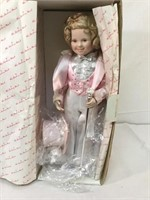 Shirley Temple Dimples collecters doll, NIB