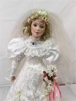 Danbury Mint, Emily Victorian Bride