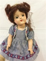 Ideal vintage  composition  doll