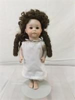 SFBJ249 Paris porcelain doll