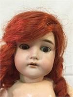 Bruno Schmidtl, jointed body, antique  doll
