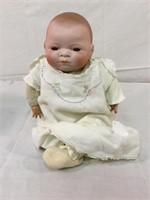 Grace S. Putnam baby doll