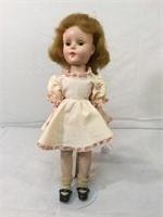 Vintage hard plastic dolls
