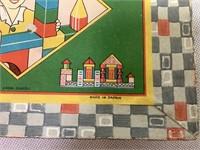 ACME Japanese vintage building blocks