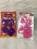 Disney/ Barbie cookie cutters & more