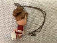 Liddle Kiddles necklace, 1960's