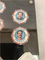 Showboat & PBA Champions Tokens