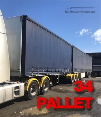 2004 Maxitrans B-Double Southern Star Truck Centre Pty Ltd  - Trailers for Sale