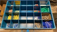 4 drawer organizer with miscellaneous