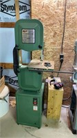 "Grizzly 14"" floor model band saw"
