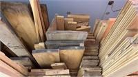 Quantity of lumber