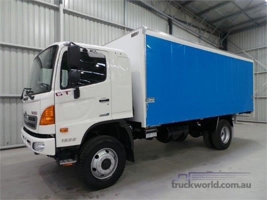 2020 Hino 500 Series 1322 GT - Trucks for Sale
