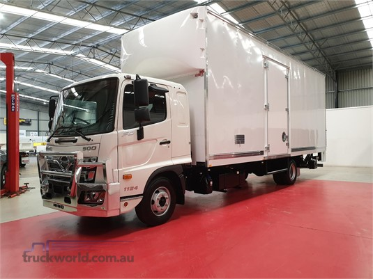 2020 Hino 500 Series 1124 FD - Trucks for Sale