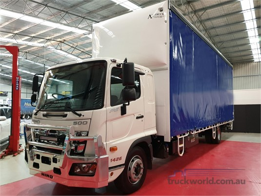 2020 Hino FE - Trucks for Sale