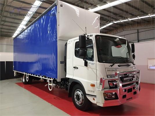 2020 Hino FE - Trucks for Sale