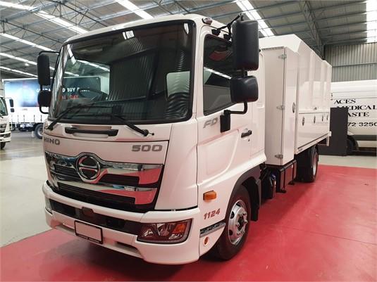 2020 Hino 500 Series 1124 FD - Trucks for Sale