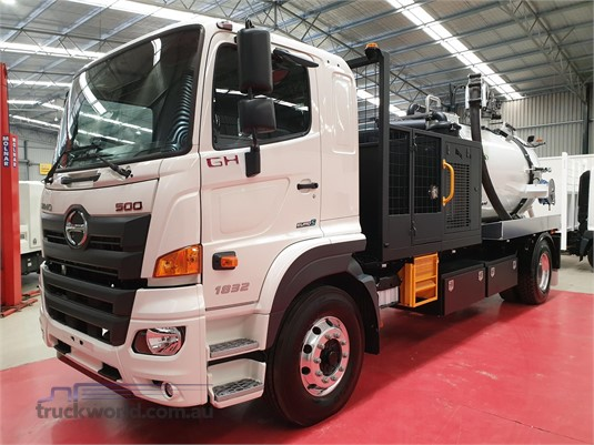 2020 Hino 500GH1832 - Trucks for Sale