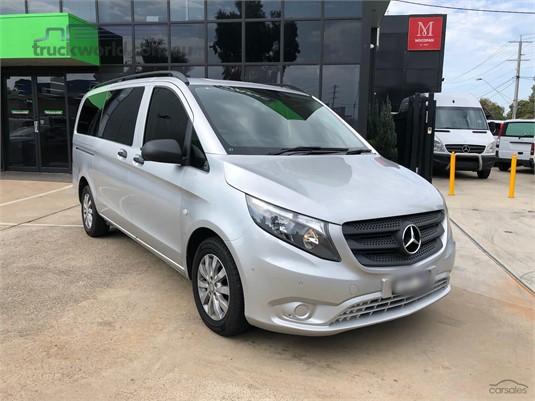 2015 Mercedes Benz VALENTE - Trucks for Sale