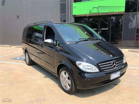 2010 Mercedes Benz VIANO - Trucks for Sale