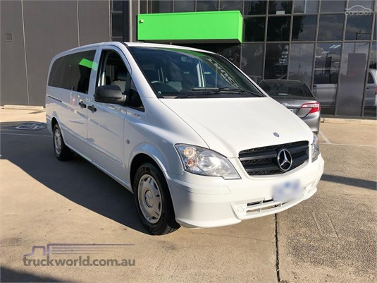 2012 Mercedes Benz VITO 113 - Trucks for Sale