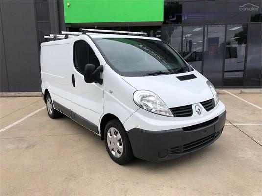2014 Renault TRAFIC - Trucks for Sale