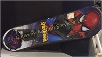 Spider-Man Kids Snow Board