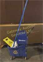 Wesclean, Rubbermaid Industrial Mop Bucket,