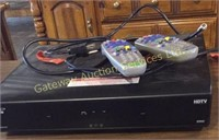 Bell HDTV Box with 2 Remotes