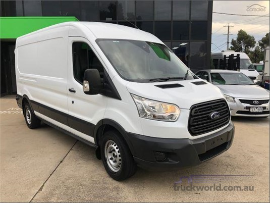 2014 Ford Transit - Trucks for Sale