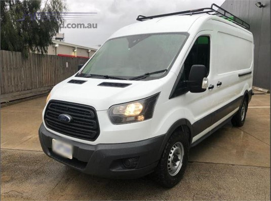 2016 Ford Transit - Trucks for Sale
