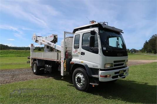 2006 Isuzu FVD 950 - Trucks for Sale