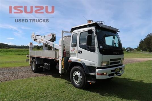 2006 Isuzu FVD 950 Used Isuzu Trucks - Trucks for Sale
