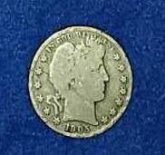 1905 Barber Half