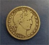1909 Barber Half