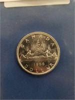 1966 Canada Dollar