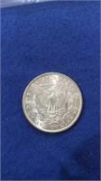 1884 Morgan Dollar
