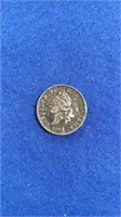 1861 Restrike Confederate States Penny