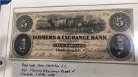 Charleston 5$ Note