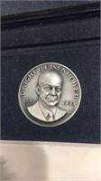 Sterling Medal