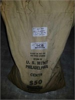 1962 Mint Bagged Penny's