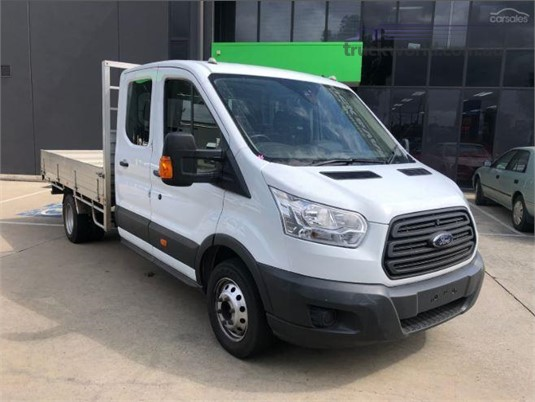 2015 Ford Transit - Trucks for Sale