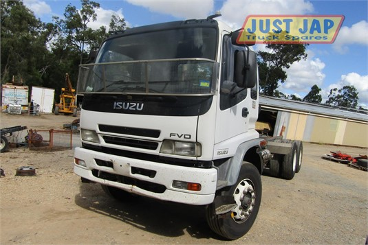 2006 Isuzu FVD Just Jap Truck Spares - Wrecking for Sale