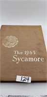 Online Auction ~ Vintage Year Book Collection