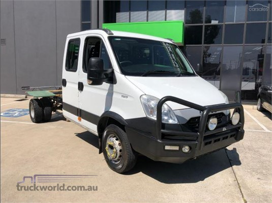 2013 Iveco Daily 70C17 - Trucks for Sale