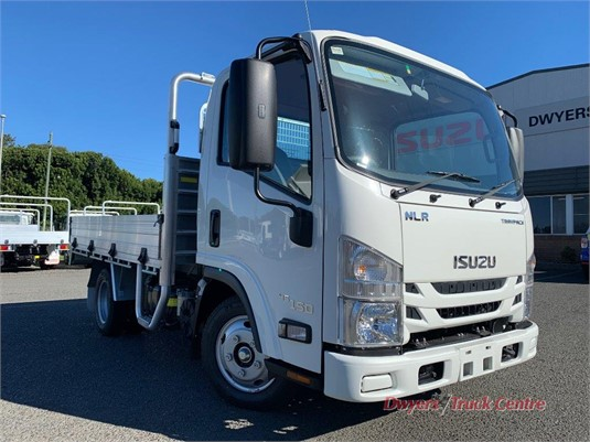 2020 Isuzu NLR 45 150 SWB Traypack Dwyers Truck Centre - Trucks for Sale
