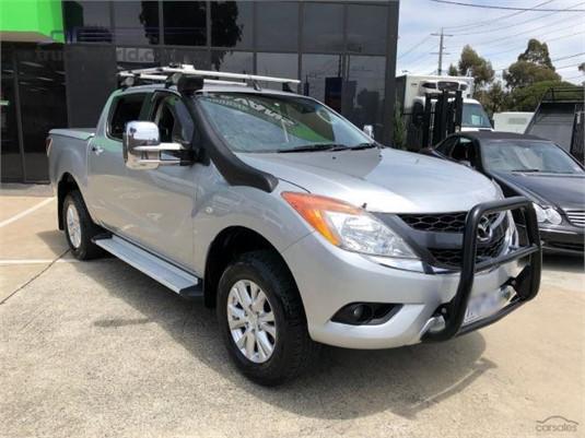 2014 Mazda BT50 - Trucks for Sale