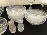 Large Assortment of Glassware