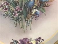 Lena Liu Limited Edition Plates & Cameo