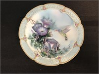 Pair of Lena Liu Limited Edition Plates